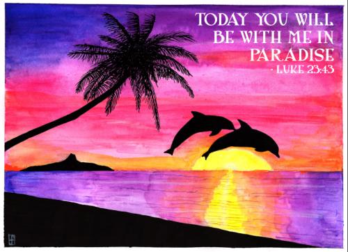 Paradise Text