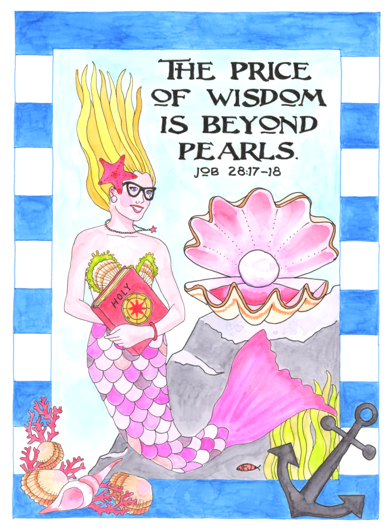 Pearl of Wisdom 132