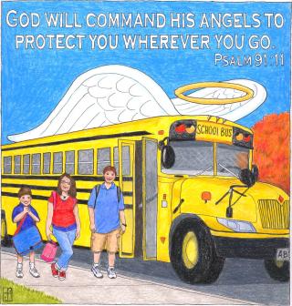 Bus Angel gamma15 BEST